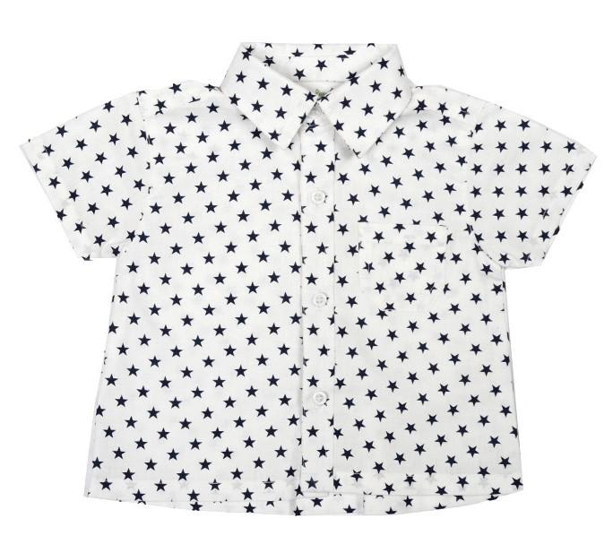 ROLY PONY 星星短袖百搭襯衫
