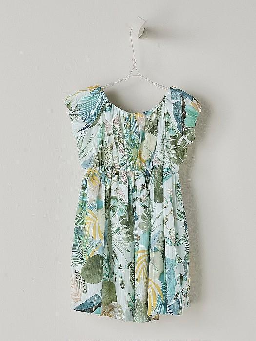 NANOS 夏日叢林洋裝