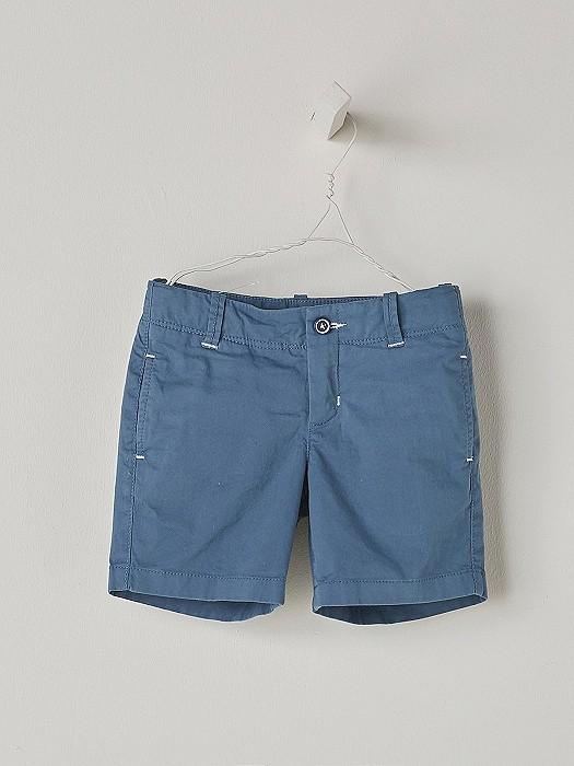 NANOS 墨藍色短褲