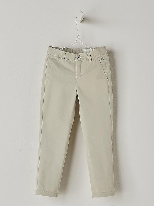 NANOS 米色西裝褲