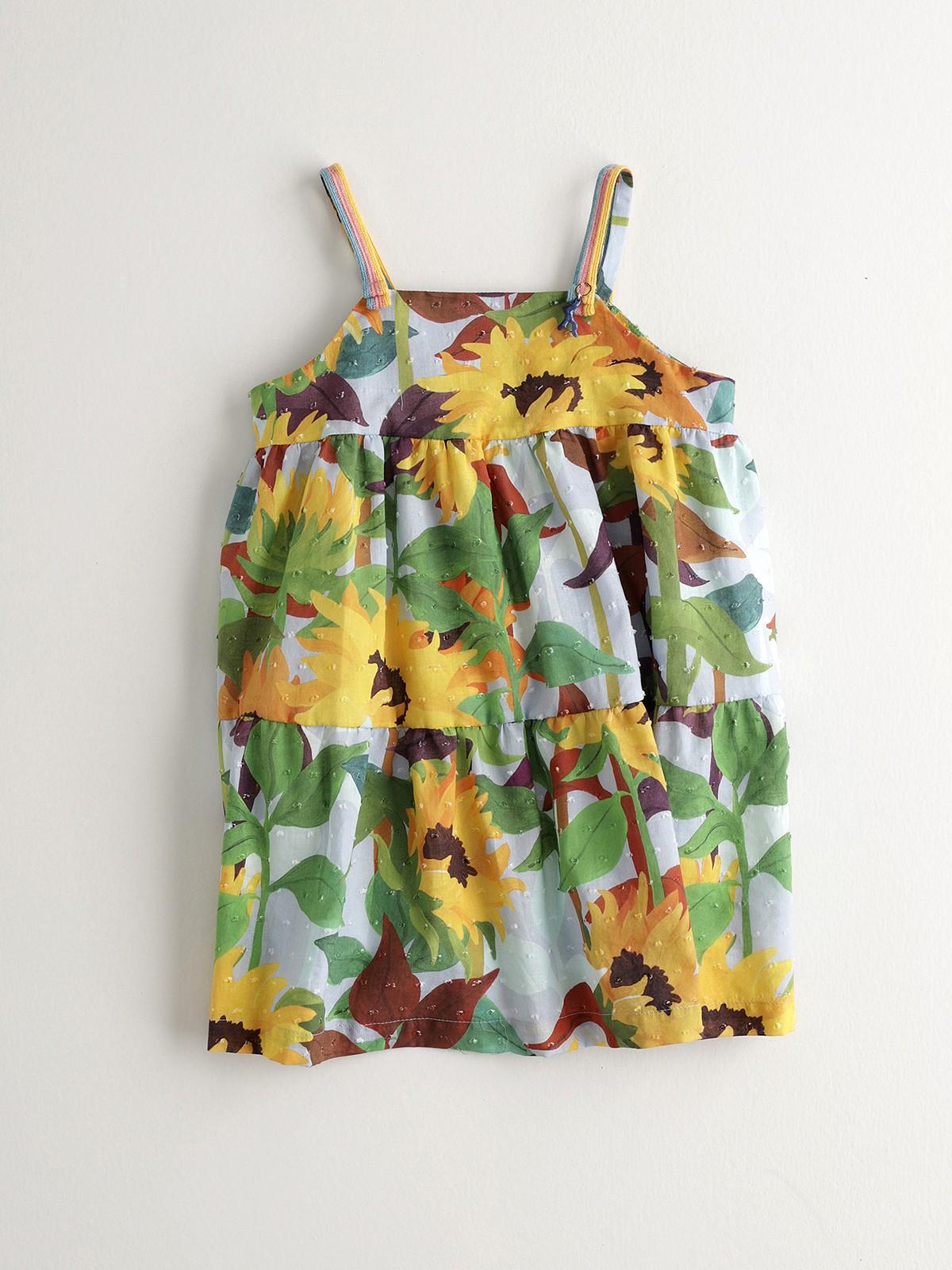 NANOS 向日葵洋裝