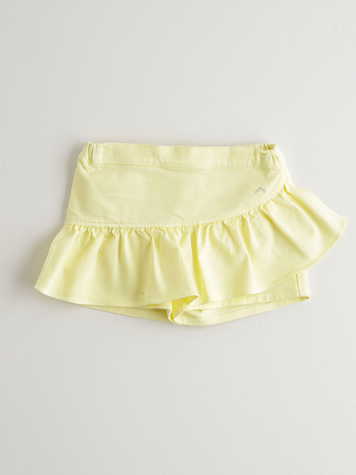 NANOS 檸檬黃褲裙