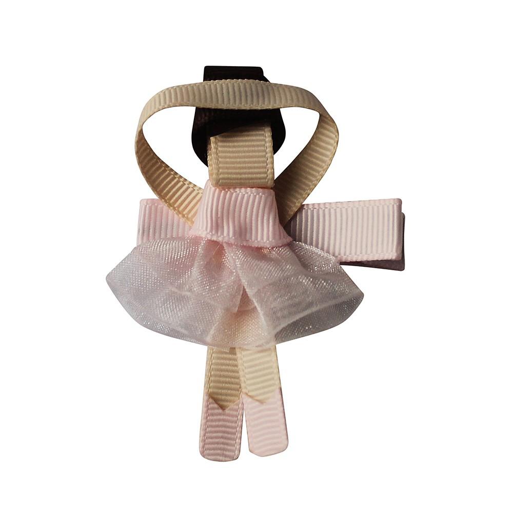MILLEDEUX 手工芭蕾舞者髮夾