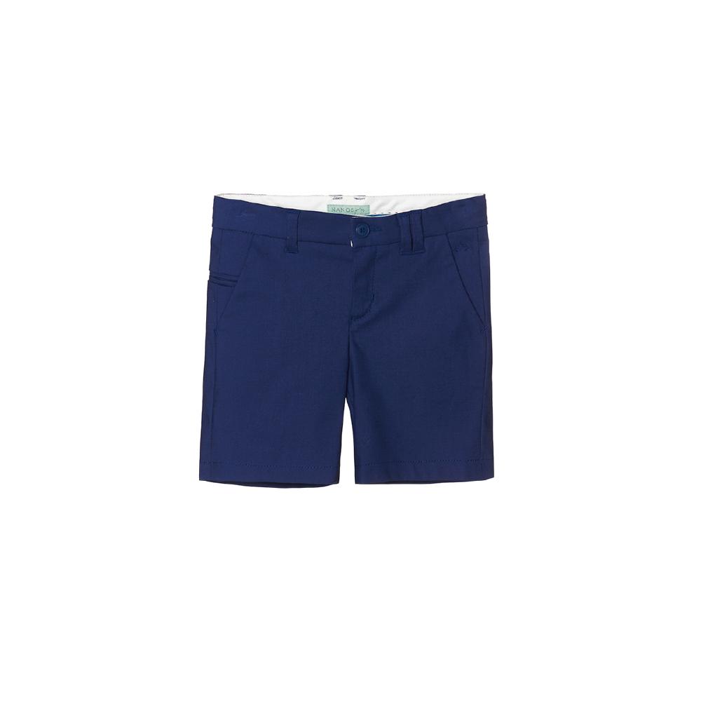 NANOS 皇室藍棉短褲