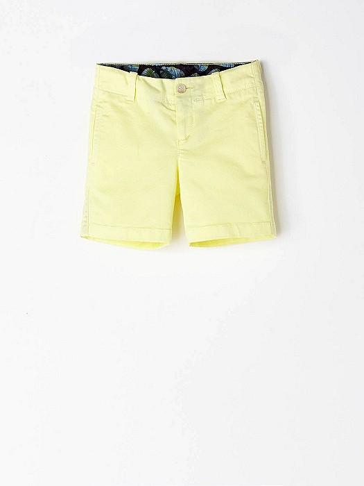 NANOS 鵝黃色短褲