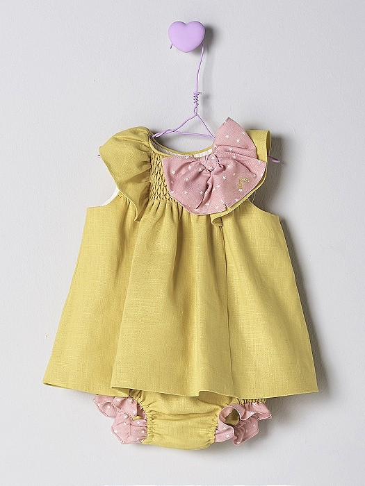 NANOS 黃色套裝