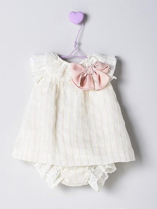 NANOS 白色蕾絲套裝