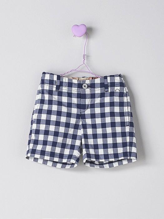 NANOS 格子短褲