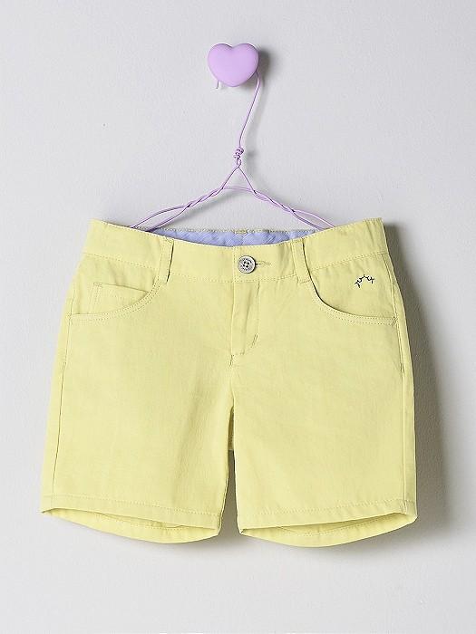 NANOS 黃色短褲