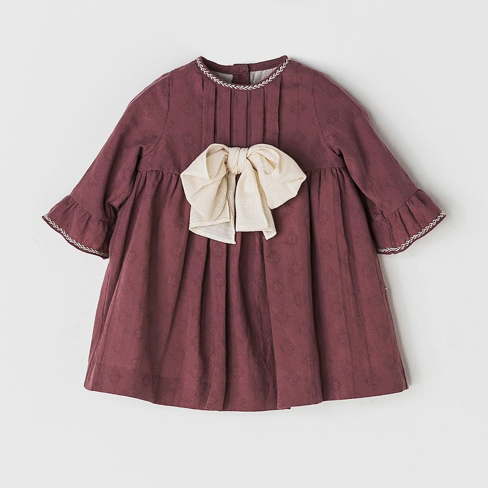 NANOS 乾燥玫瑰色洋裝