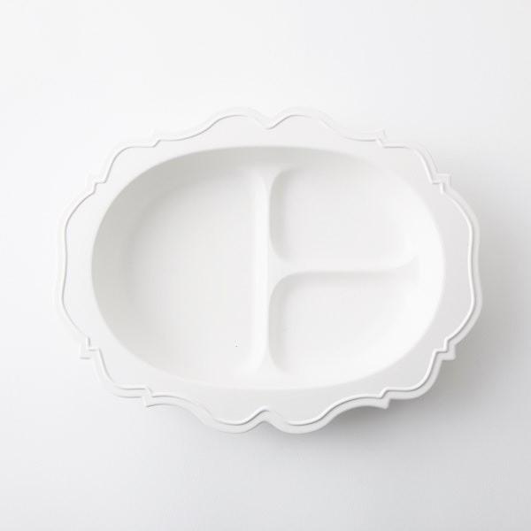 達文西調色盤Reale三食餐盤