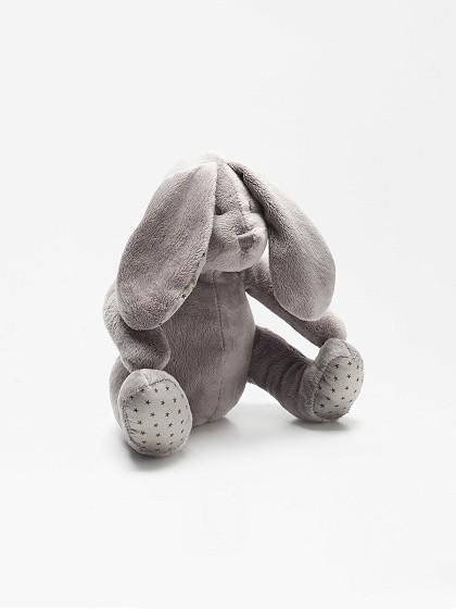 NANOS灰色絨毛兔