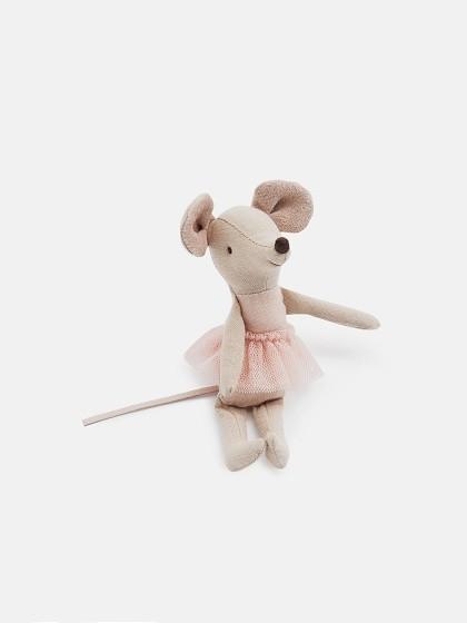 NANOS跳芭雷的小老鼠玩偶