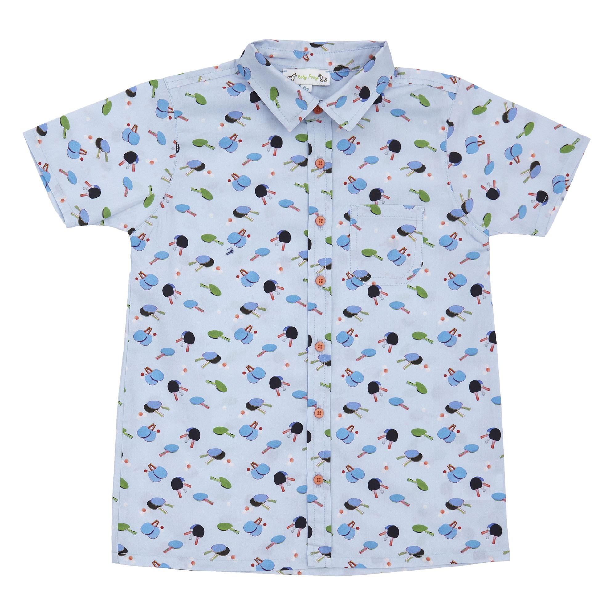 ROLY PONY 乒乓球襯衫