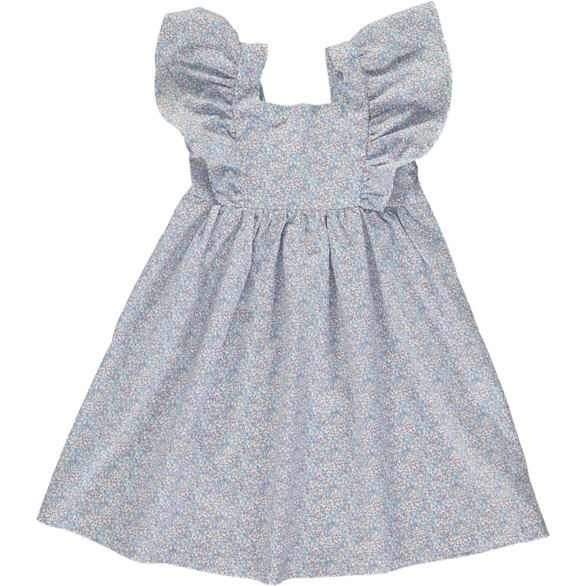 OLIVIER BABY AND KIDS Cara Dress-藍