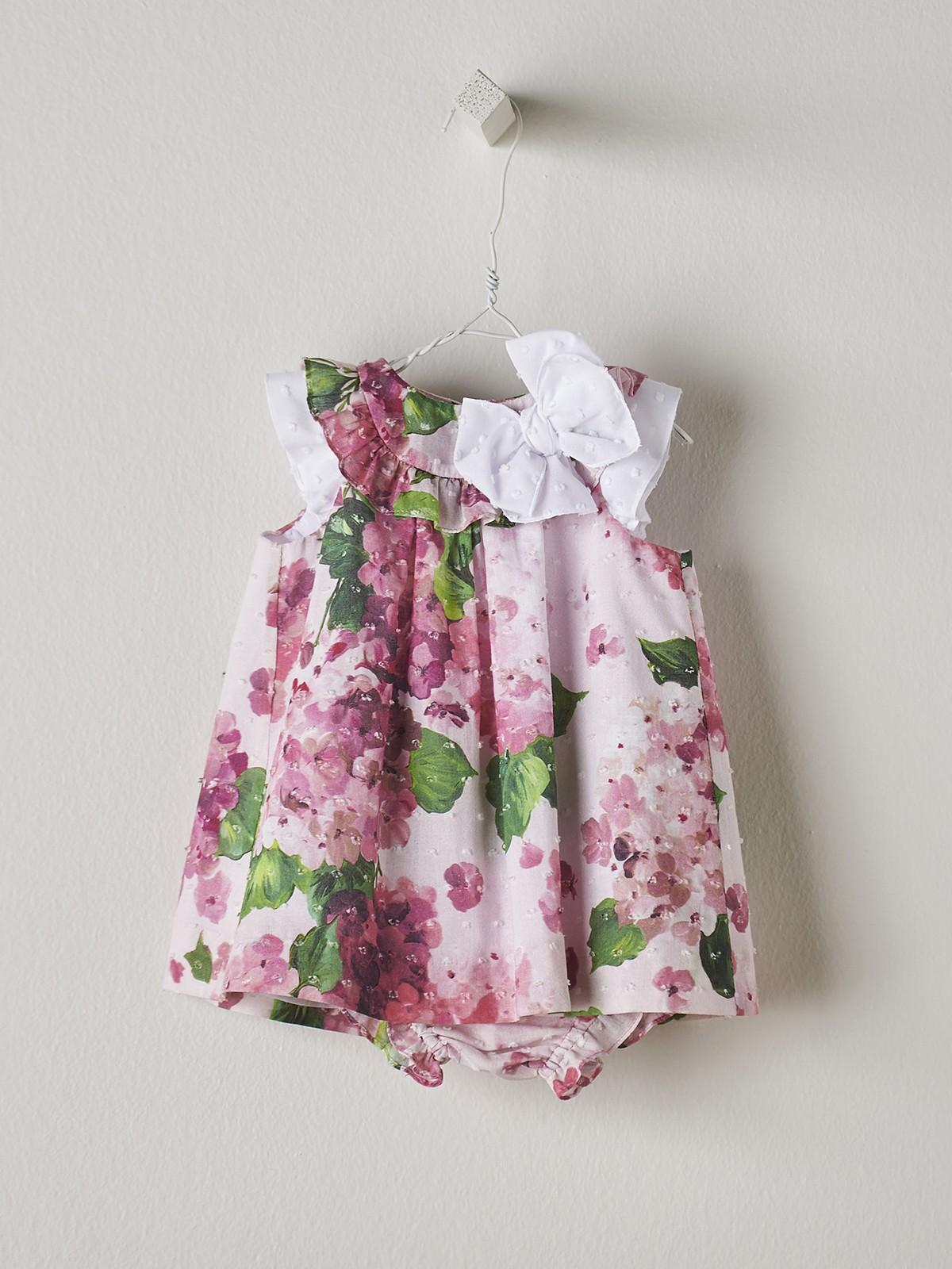 NANOS 粉花套裝