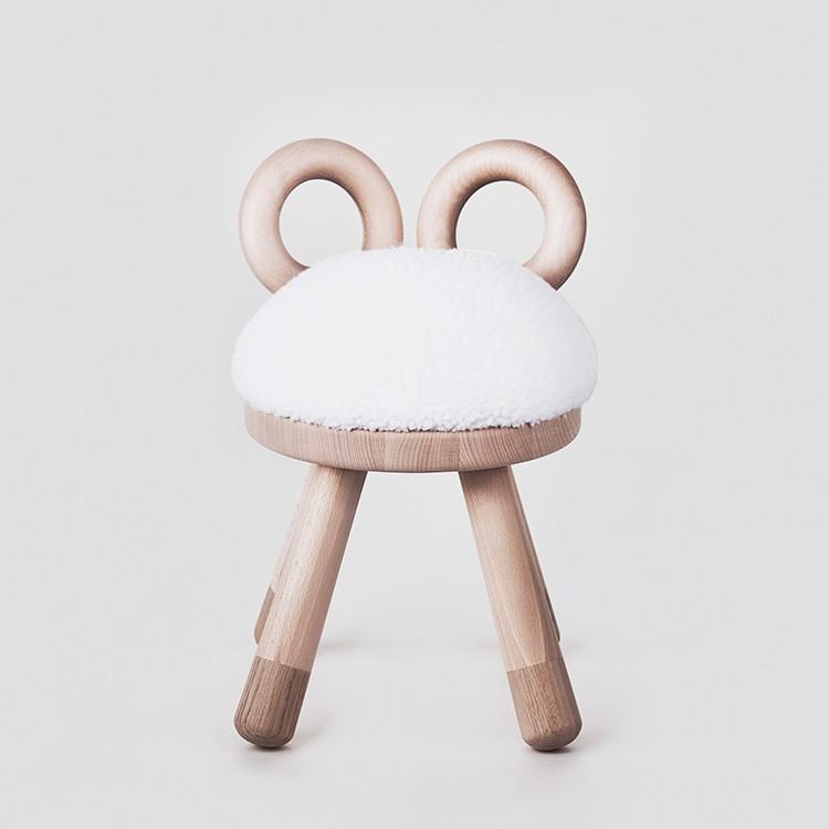EO Denmark 丹麥小羊椅