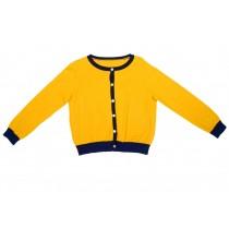ROLY PONY 學院風撞色針織外套