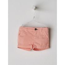 NANOS 粉橘色短褲