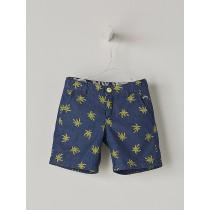 NANOS 棕櫚樹短褲