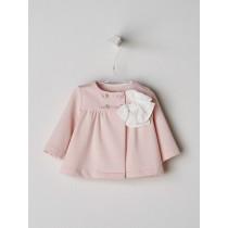 NANOS 粉色棉質外套