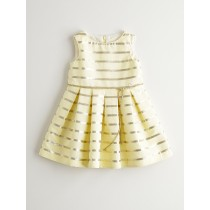 NANOS 黃色條紋洋裝