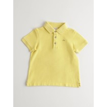 NANOS 黃色POLO衫