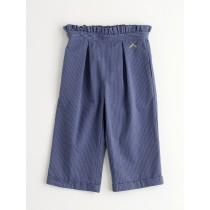 NANOS 藍色寬褲