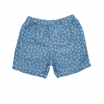 MILE BEBE 藍色海軍風短褲