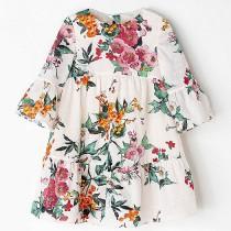 NANOS 花卉洋裝