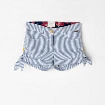 NANOS 直條紋短褲