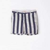 NANOS 英式條紋短褲