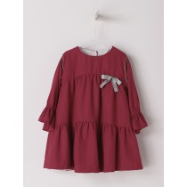 NANOS 紅色公主洋裝