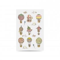 Atelier Choux 紋身貼紙