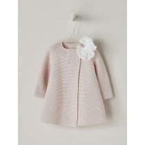 NANOS 粉色針織外套