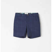 NANOS 小紳士條紋西裝短褲