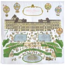 Atelier Choux Paris 有機棉包巾-凡爾賽宮包巾