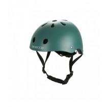 安全帽 - 復古綠