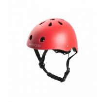 安全帽 - 熱情紅