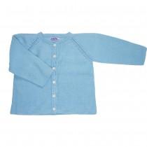 MILE BEBE 天空藍針織外套