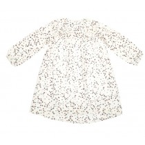 ROLY PONY白色星星洋裝