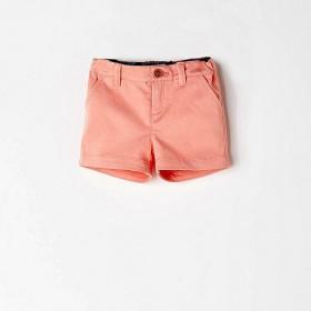 NANOS 橘紅色短褲